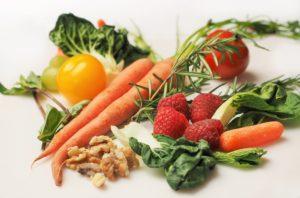Richtige Ernährung um Doppelkinn loszuwerden