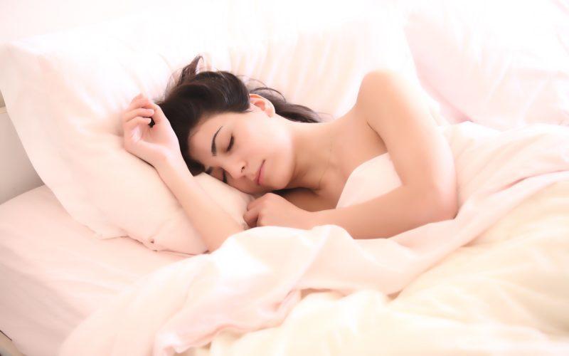 Hausmittel zum Einschlafen