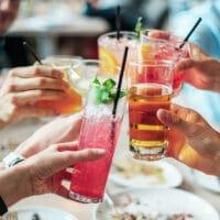 Verzichte auf Alkohol bei Hitze